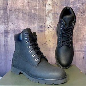 Timberland 6-Inch Basic Waterproof Black Tech Tuff Men/'s Boots A1114